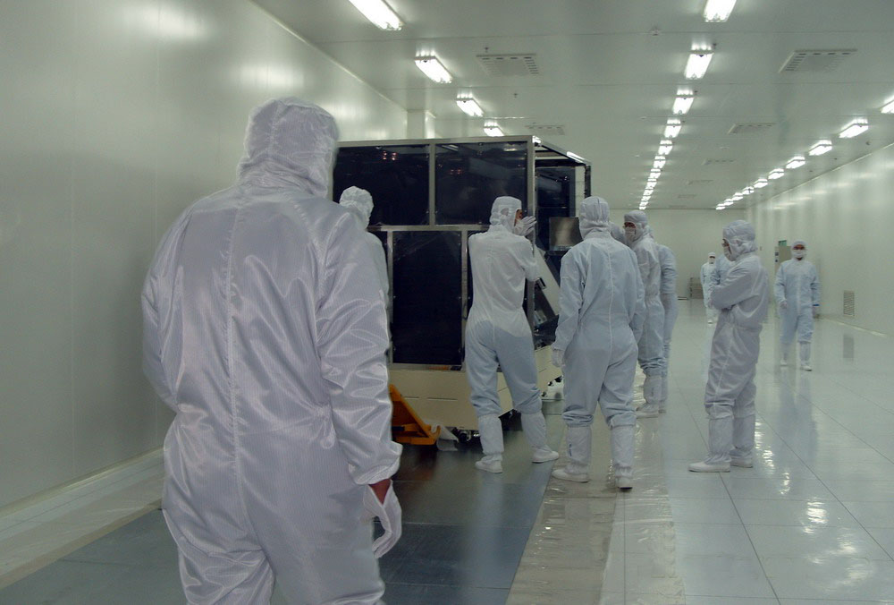 青岛海信电器股份有限公司试验机搬装